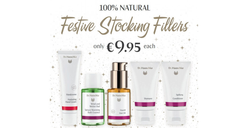 Christmas Stocking Filler, Secret Santa Or Teacher's Thank You Gift Sorted With Dr. Hauschka.